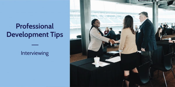 Professional Development Interview Tips Header copy