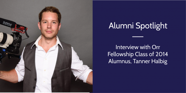 Alumni Spotlight_Tanner Halbig