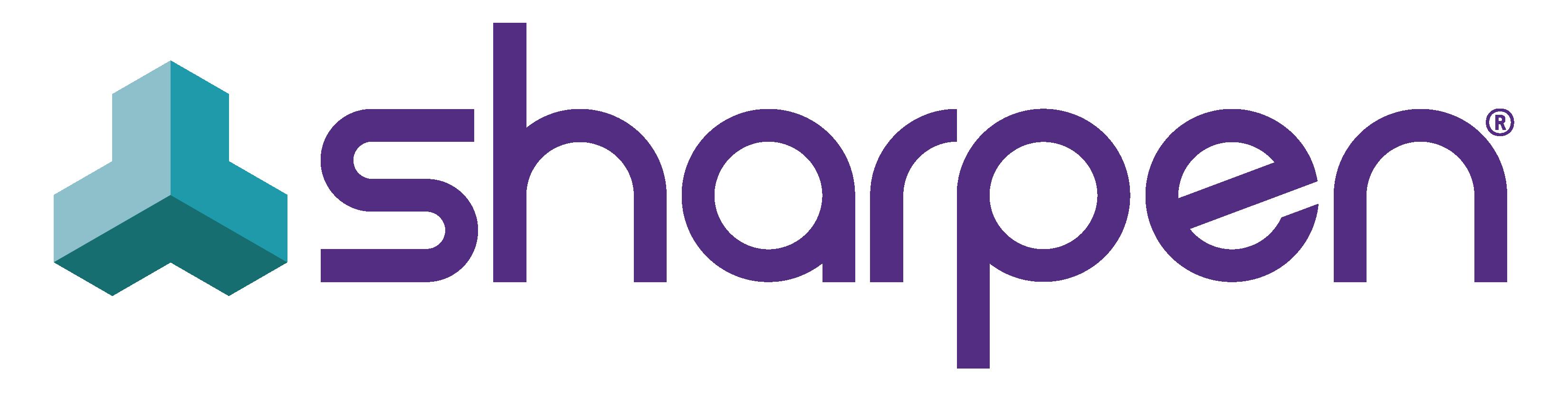 Sharpen Full-Size Logo